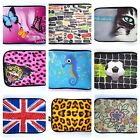 """Carrying Sleeve Neoprene Cover Bag Sof Case  For 7"""" inch Laptop / iPad / Tablet"""