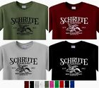 Schrute Farms T Shirt A Paper Company Holiday Gift Funny New dunder mifflin usa image