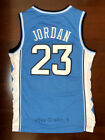 Vintage #23 North Carolina Mens Basketball Jersey Stitched 3 Colors
