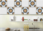 Tile stickers for kitchen, bathroom, floor tiles, stairs riser - SET OF 10 - n15