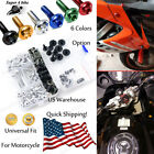 CNC Complete Fairing Bolt Kit Body Screws Set For Triumph Daytona 675 2006-2014 $23.43 USD on eBay
