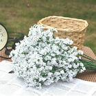 1/5/10x Fake Silk Wedding Gypsophila Baby Breath Flower Plant Home Wedding Decor