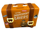 Only Fools and Horses Official Del Boys Travel Suitcase Money Box (with stopper)