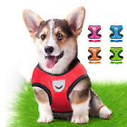 Small Dog Puppy Pet Harness Collars Breathable Mesh And Leash Vest Chest Strap