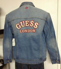 Guess × Asap Rocky London Exclusive Denim Jacket gue$$ ROCKY DiLLON NWT !