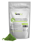 NVS 100% PURE WHEAT GRASS POWDER USDA ORGANIC - SUPERFOOD NONGMO VEGAN USA FIBER $17.95 USD on eBay