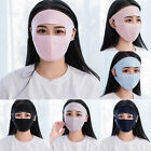 New Outdoor Sports Sun UV Protection Ultra Thin Summer Sunscreen Full Face Mask