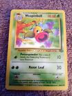 Weepinbell pokemon card 48/64