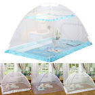 Newborn Folding Infant Kids Baby Crib Canopy Mosquito Net Bed Cot Tent Netting image