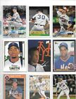 LOT OF 200 METS BASEBALL CARDS WITH STRAWBERRY,DeGROM,RYAN,GOODEN ROOKIE,CARTER