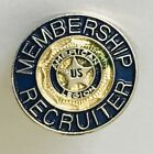 Washington American Legion Membership Recruiter Military Pin Badge Rare (E4)