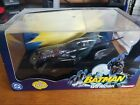 RARE BATMAN BATMOBIL HUSH Limited Edition 1/32 slot car in box 1:32 Carrera NEW