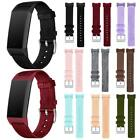 Sports inspire Woven Nylon Wrist Band Buckle Strap Brace For Fitbit Inspire / HR image