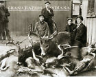 Vintage Deer Hunting Monster Bucks Sixteen Point Buck Pellston MI MUST SEE