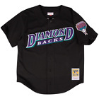 Arizona Diamondbacks MLB Mitchell and Ness Batting Practice Jersey on Ebay