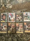 Lot of 8 - 1997 Tribute to Roberto Clemente and 1997 Robert Clemente Reprints