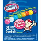 Dubble Bubble Assorted Gumballs, CHOOSE Size *BEST DEALS*