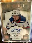 2017/2018 UPPER DECK EQUISITE COLLECTION FILIP CHYTIL AUTO ROOKIE OUT OF 199
