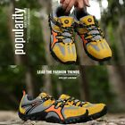 Outdoor Mountaineering Shoes Sport Mens Lace-up Hiking Boots For Climbing RE