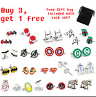 Super Hero Cufflinks on eBay