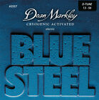 Dean Markley Blue Steel Electric Guitar Strings - 6 and 7 string - All Gauges for sale