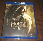 The Hobbitt - The Desolation of Smaug ( 3D Blu-ray Disc Only +Artwork + Case)