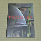 The Thin Red Line Japan Movie Program 1998 Jim Caviezel Terrence Malick