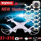 USA Syma X5C-1 2.4GHz 4CH 6 Axis RC Quadcopter Drone RTF W / HD Camera Lot 10 VP