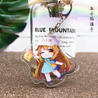 Cells at Work anime Acrylic keychain Pendant Keyring key chains ornament new