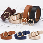 Women Belt Classic Fashion Solid Genuine Leather Waistband Wide Belt Strap Belts