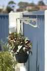 Colorbond Garden Fence Hanging Pot Basket Planter Hooks