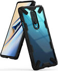 For OnePlus 7 Pro Case  Ringke FUSION-X Clear Back Shockproof Bumper Cover