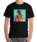ODB T-Shirt Wu-Tang Rap Music 90s Jesus Cypha Underground Old Dirty Bastard  image