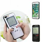 NEW Mini Tetris Console 8 Classic Games Case Cover For iphone Childhood Memories