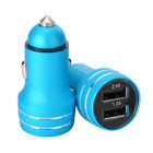 5V 2.4A 1A Quick Charge Car Charger Dual USB Port Adapter Voltage For Phone