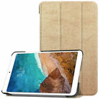 For Xiaomi Mi Pad 4 Magnetic Flip PU Leather Smart Protective Case Stand Cover