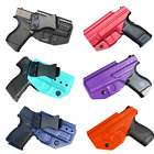 KYDEX IWB HOLSTER For Glock / Sig Sauer / Taurus / Springfield / S&W / Walther