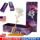 US Mother's Day Lovely Galaxy Rose Love Base - Best Gift for The Person You Love