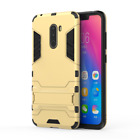 For Xiaomi Redmi Note 4X 6 7 Armor Case Shockproof Rugged Protective Back Cover