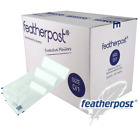 Featherpost White & Gold Padded Bubble Envelopes Postal Mail Packs - Wholesale