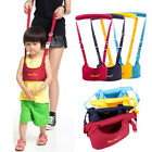 USA Handheld Baby Walker Helper Safe Walking Harness Protective Belt Assistant M
