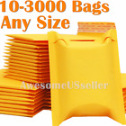 Kraft Mailer Bubble Bags Mailers Padded Envelope Bag 6x9 9x12 5x7 3x5 Shipping