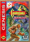Castlevania Bloodlines - SEGA Genesis - Replacement Case *NO GAME*