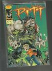 Pitt #2 VF+ Rippin' Issue (1993, Image) COMBIE SHIPPING