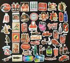 Classic Coke Cola Sticker Retro Pin Up Drink PC Car Decal Kids Red Treat Soda $9.95  on eBay