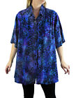 Batik Rhapsody New Tunic Top New Tunic Top
