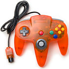 Classic N64 Controller Gamepad Joystick Wired for Original Nintendo N64 Console