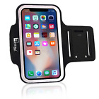 RevereSport iPhone X/XS Running Armband with Full Screen Access. Sports Arm Case