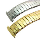 Ladies Replacement Stretch Watch Band Bracelet Stainless Steel 10mm-15mm C078