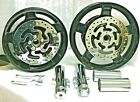 HARLEY DAVIDSON TOURNG FLH BPC  WHEELS W/CHROME FORK LEGS, CANS AND ROTORS 09-13